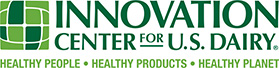 The Innovation Center for U.S. Dairy logo.